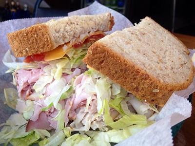 The Corner Club Sandwich