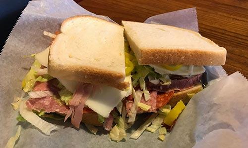 The Don Correleone Sandwich