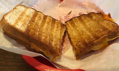 The Village Cheese Sandwich