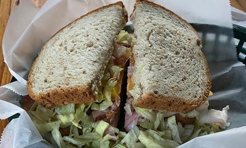 The Duke Sandwich