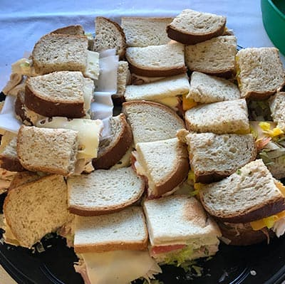 Mini Village Specialty Sandwiches